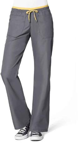 The Uniform Seamless Scrub Pant by WonderWink in No Strings Attached