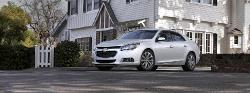 Malibu by Chevrolet in Ted