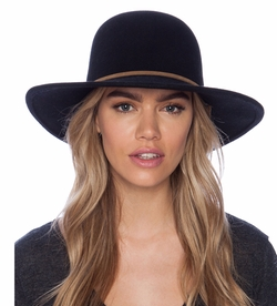 Tiller Wide Brim Hat by Brixton in Wonder Woman