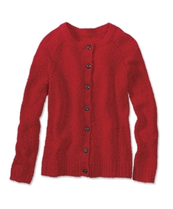 Women's Whisperknit Cardigan by Orvis in The Big Bang Theory