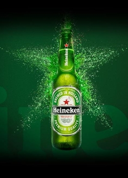 Lager Beer by Heineken in That Awkward Moment
