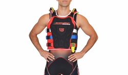 RS-17.2 Side Entry Race Vest by Jettribe in Animal Kingdom