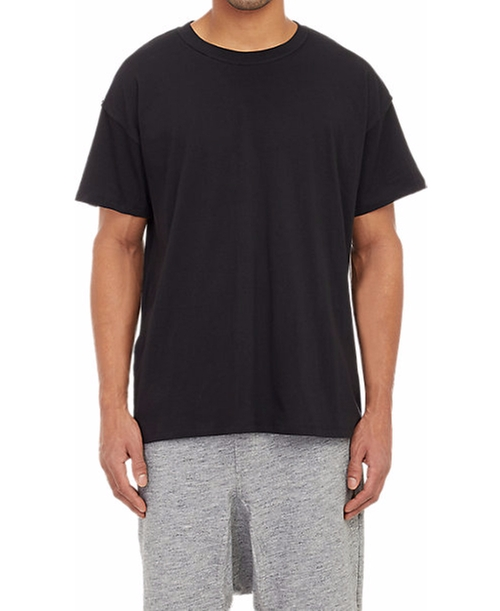Essential Inside Out T-Shirt by Fear of God in Keeping Up With The Kardashians - Season 12 Episode 13
