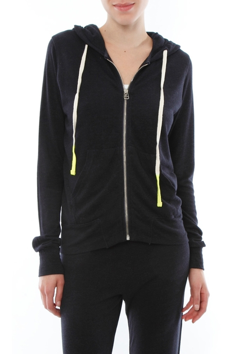 Double Layer Zip Hoodie by Sundry in Brooklyn Nine-Nine