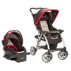SleekRide Travel System - London Stripe by Safety 1st in Neighbors