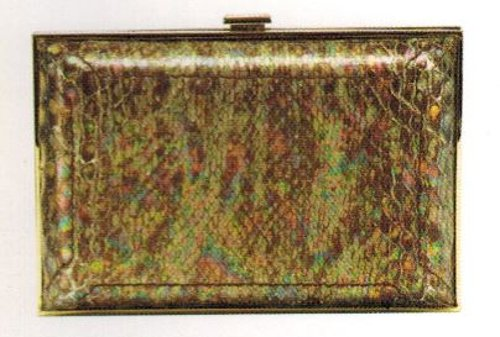 Python Clutch Bag by VBH in Sex and the City 2