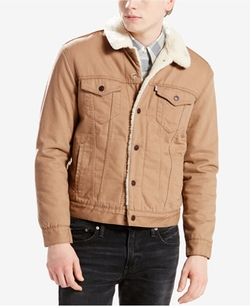 Faux Sherpa Lining Jacket by Levi's  in Lethal Weapon