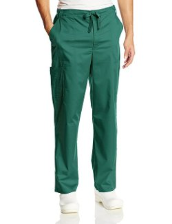 Luxe Drawstring Pants Scrubs by Cherokee in That Awkward Moment