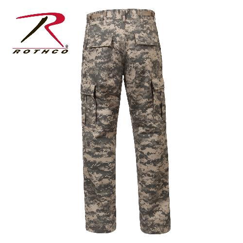 Digital Camo BDU Pants by Rothco in Godzilla