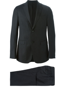 Formal Two Piece Suit by Z Zegna in Suits