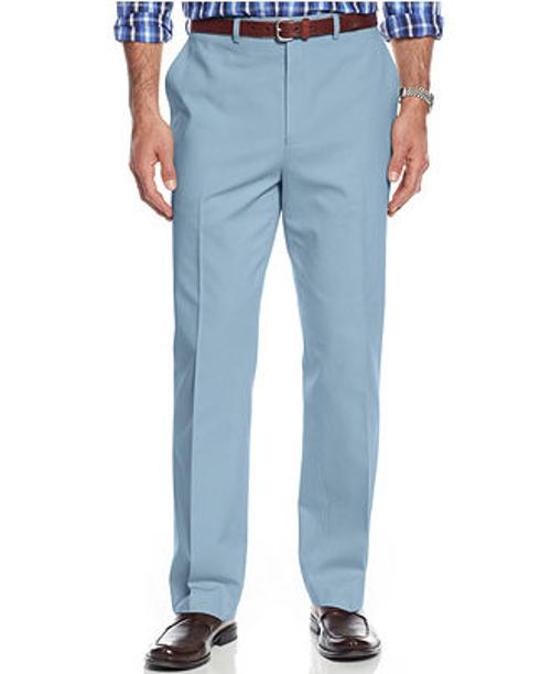 Cotton Twill Dress Pants by Michael Kors in The Giver