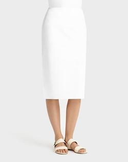 Metropolitan Stretch Priscilla Skirt by La Fayette 148 in Suits