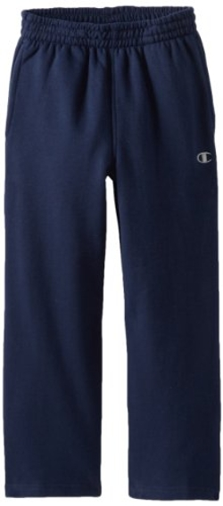 Big Boys' Basic Core Fleece Pant by Champion in Max