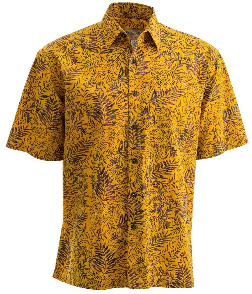 Tropical Tobago Hawaiian Shirt by Johari West in Taken 3