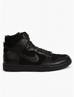 Dunk Lux SP Sherpa Sneakers by Nike in Fast Five