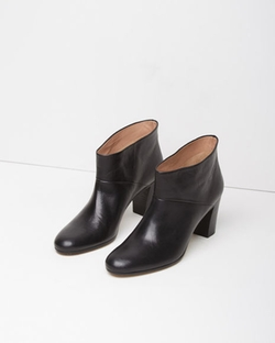 Leather Ankle Boots by Maison Margiela in Nashville