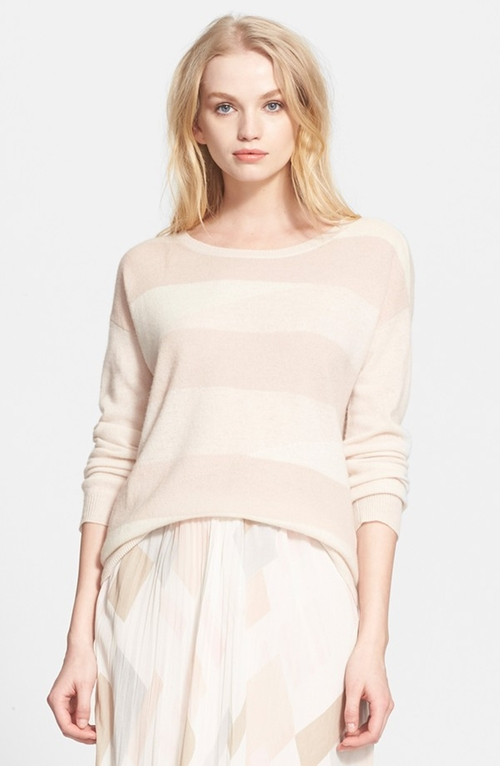 'Eloisa' Cashmere Crewneck Sweater by Joie in Sleeping with Other People