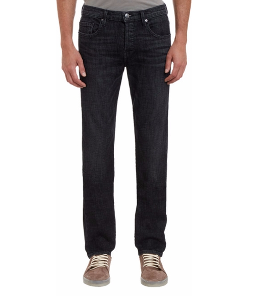 Raw Denim L'Homme Jeans by Frame Denim in The Age of Adaline