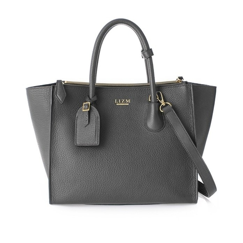 The Trapeze Real Leather Bag by Lizm New York in Guilt - Season 1 Episode 1