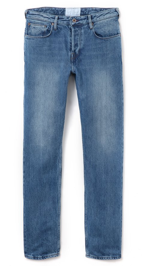 Tapered Jeans by Paul Smith Red Ear in Focus