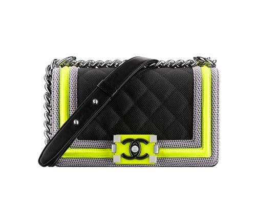Boy Small Flap Bag by Chanel in Keeping Up With The Kardashians - Season 12 Episode 6