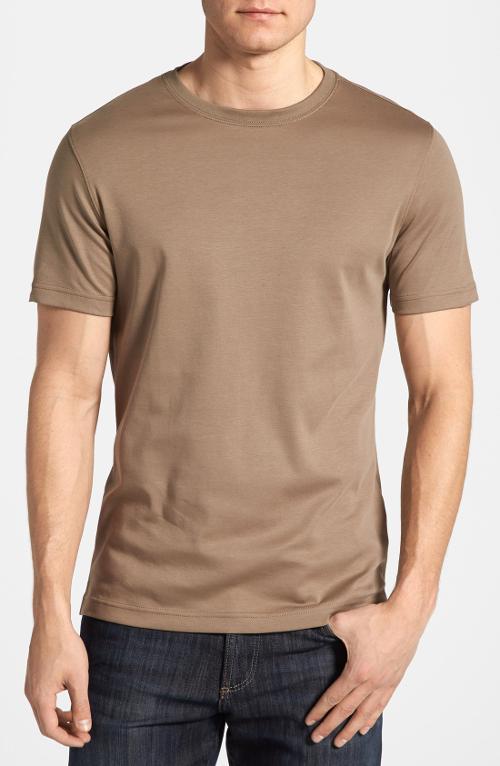 Georgia Crewneck T-Shirt by Robert Barakett in Let's Be Cops