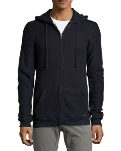 Accra Knit Zip Hoodie by Cohesive in Horrible Bosses 2