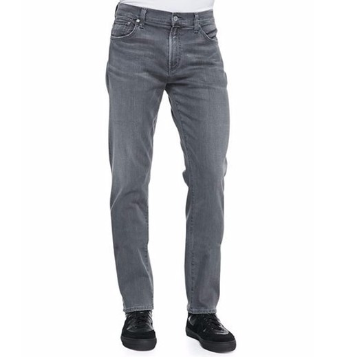 Core Slim Straight Bad Lands Jeans by Citizens of Humanity  in Animal Kingdom - Season 1 Episode 5