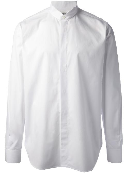 formal shirt by SAINT LAURENT in Transcendence