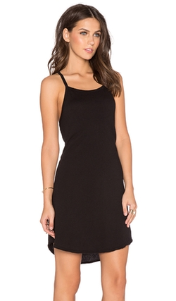 Randi Square Neck Tank Dress by Ever in She's Funny That Way