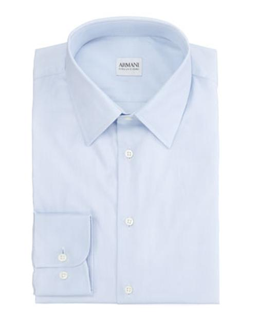 Modern Fit Dress Shirt by Armani Collezioni in Get On Up