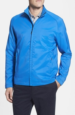 'Blakely' Weathertec Full Zip Jacket by Cutter & Buck in Eddie The Eagle