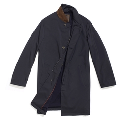 Sebring Windmate Storm System Coat by Loro Piana in The Blacklist
