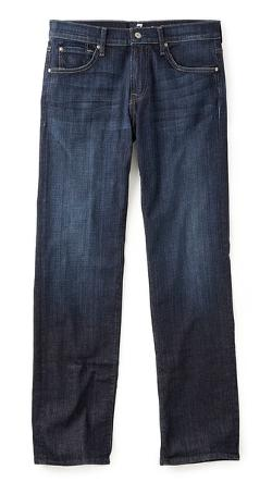 Austyn Straight Leg Jeans by 7 For All Mankind in Pain & Gain