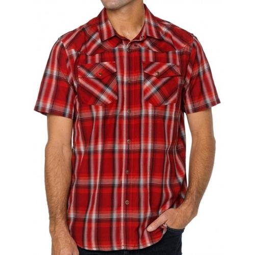 Holstad Short Sleeve Shirt by Prana in Ballers - Season 1 Episode 6