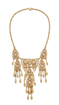 Dreamcatcher Statement Necklace by Ben-Amun in Suits