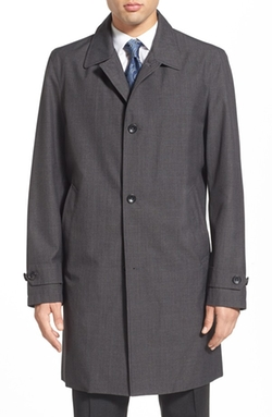 Trim Fit Waterproof Overcoat by Michael Kors in The Blacklist