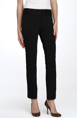 Straight Leg Ponte Knit Pants by Michael Kors in Mean Girls