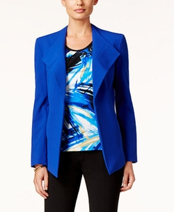 Taylor Stretch Wide-Lapel Blazer by Nine West in The Good Wife