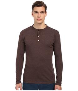 Sanders Henley Shirt by Billy Reid in The Blacklist
