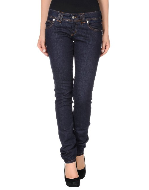 Denim Pants by Galliano in If I Stay