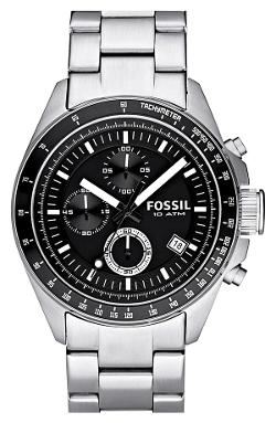 Chronograph Tachymeter Watch by Fossil in Laggies