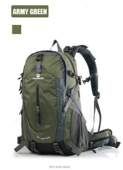 Outdoor climbing bag shoulder bag by MALEROADS in Dawn of the Planet of the Apes