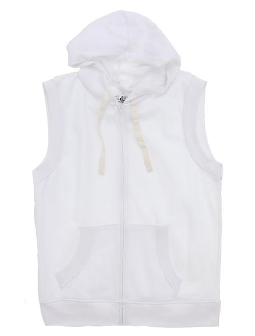 Solid Hoodie Vest by American Rag in Magic Mike XXL