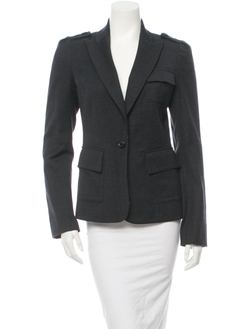Wool Blazer by Diane Von Furstenberg in She's Funny That Way
