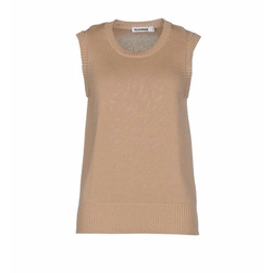 Sleeveless Sweater by Jil Sander in Mistresses