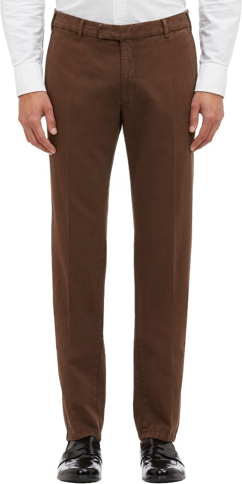 Twill Trousers by Boglioli in Neighbors