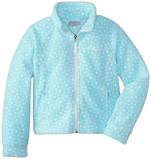 Benton Springs II Printed Fleece Jacket by Columbia in Sinister 2