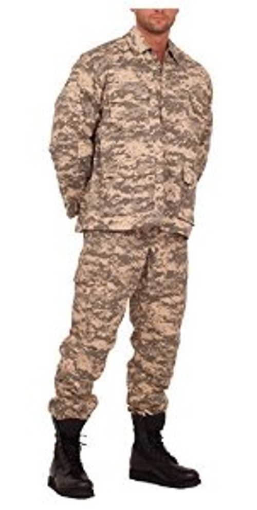 Army Combat Uniform Set by Rothco in Max