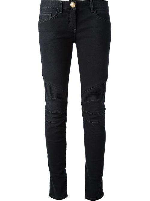Skinny Biker Jean by Balmain in The November Man